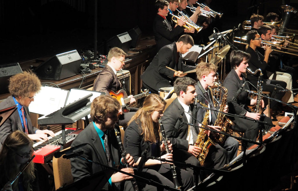 UMass Jazz Orchestra