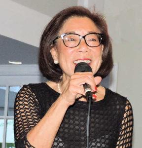 Elaine singing
