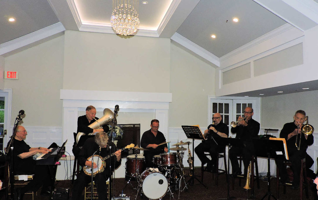 7-pc Traditional and Swing Band
