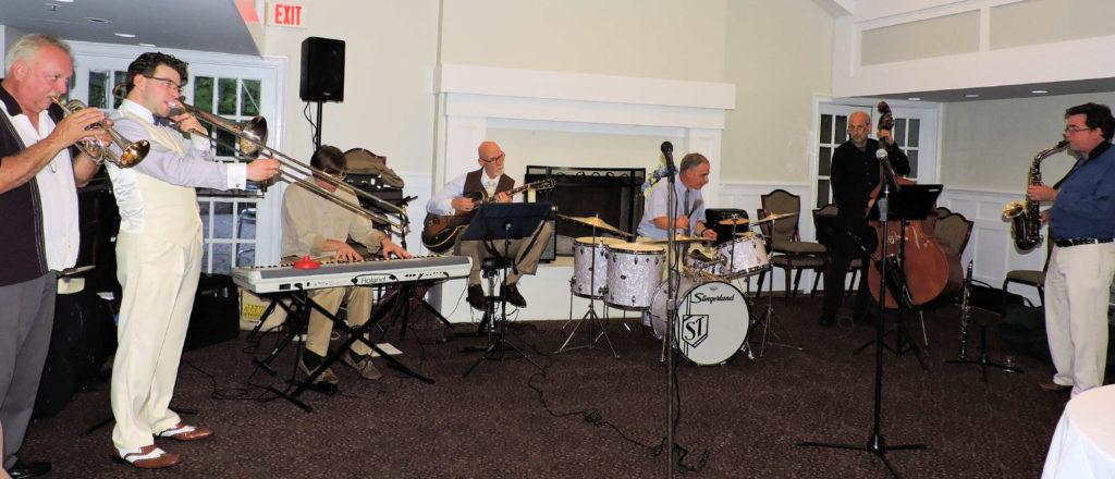 7-pc swing band