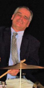 Steve drumming in ecstacy