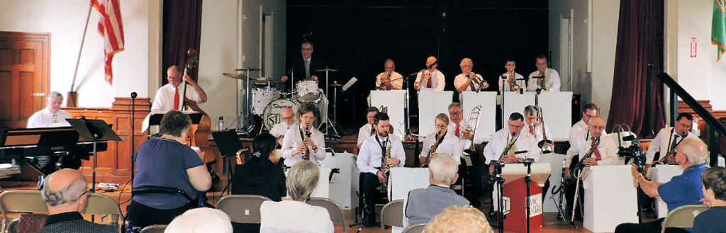 18-piece Big Band