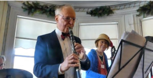 clarinet and bass