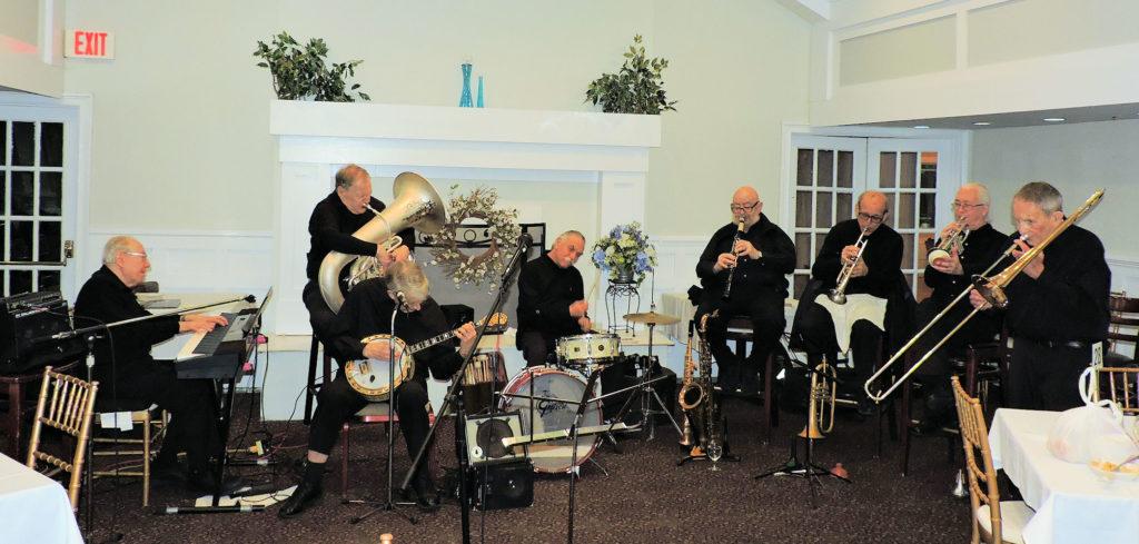 7 pc trad jazz - swing band