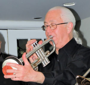 Phil on muted trumpet